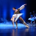 "Love Affair in Hybernia Theatre: ""Swan Lake"""