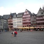 Frankfurt with a Stranger and Flying Toward the Sun (Part II)