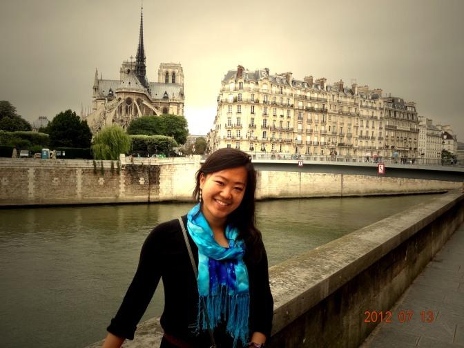 Je voudrais pouvoir faire une promenade le long de la Seine tous les jours