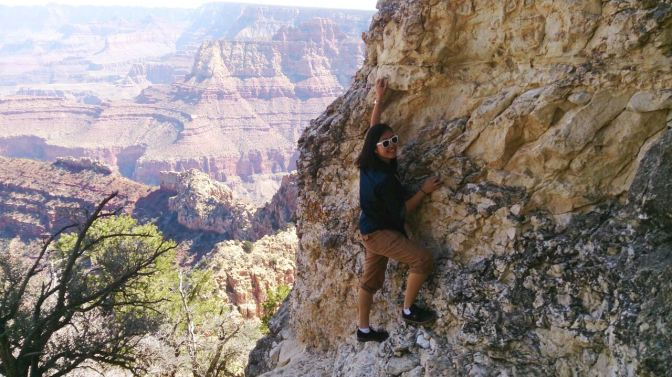 A Brief History of Geological Time, as told by the Grand Canyon