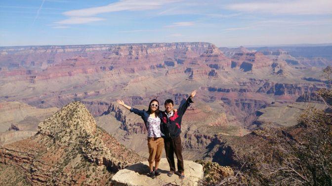 Grand Canyon State, How Ya Doin'?