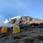 Kilimanjaro Day 5. Mystery in the Dead of the Night (Part I)