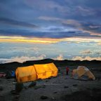 Kilimanjaro Day 5. To Basecamp, Last Nap Before Summit (Part 2)